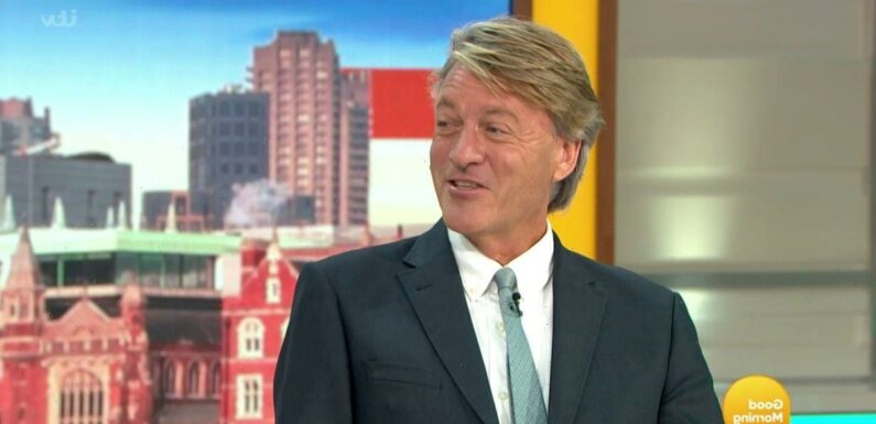 Richard Madeley favourite to land permanent Good Morning Britain presenting job