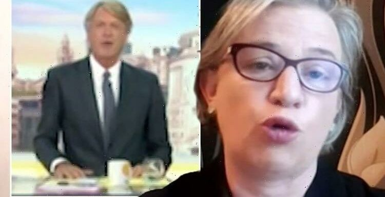 Richard Madeley skewers ex-Green Party leader as she says protests WORTH risking lives