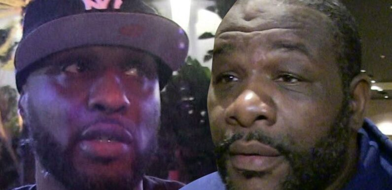 Riddick Bowe Pulled From Lamar Odom Celeb Boxing Match After Holyfield TKO