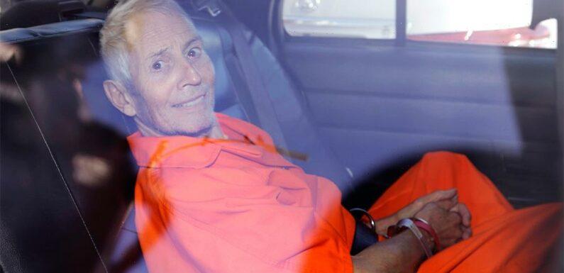 Robert Durst Convicted of Murdering His Friend Susan Berman
