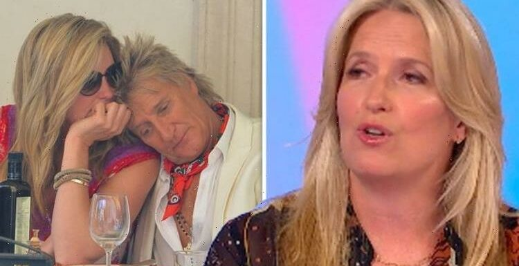 Rod Stewart frustrated by Penny Lancaster change 'Why are you behaving like that?'