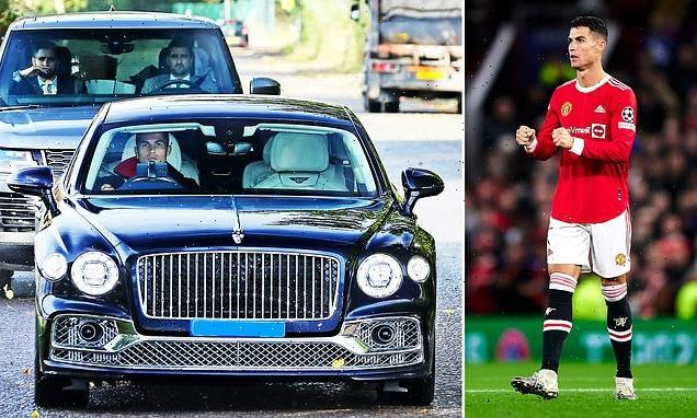 Ronaldo's driver waits SEVEN hours in failed bid to fuel his Bentley