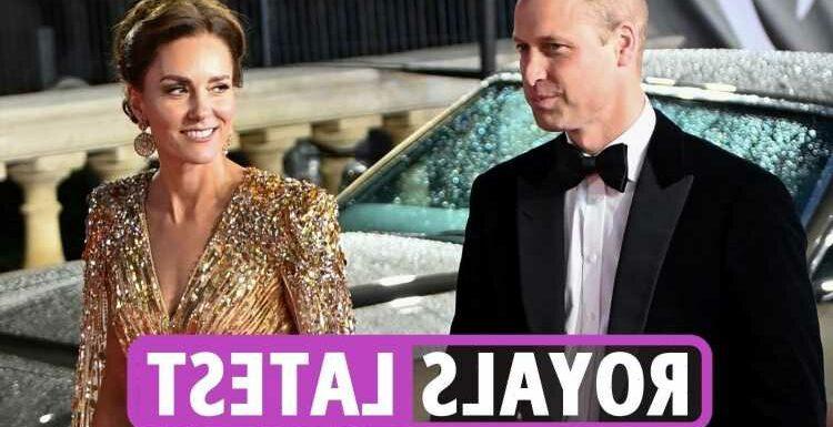Royal Family news latest – Kate Middleton & Prince William 'broke major protocol' at James Bond premiere, expert claims