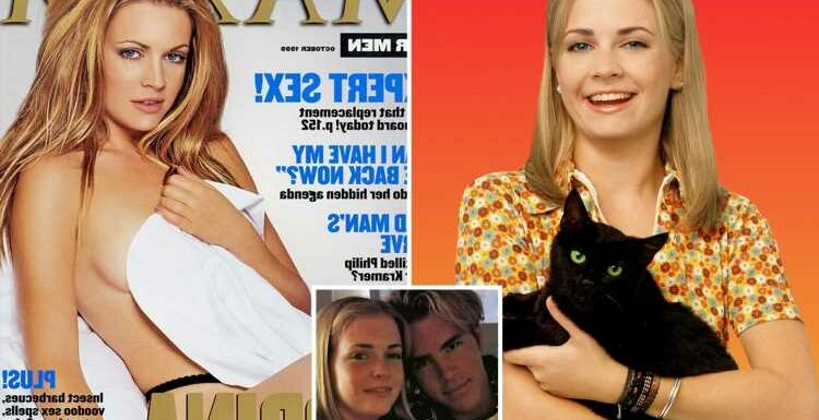 Sabrina the Teenage Witch: Drug binges, affairs and THAT naked photoshoot – the scandals behind show as it turns 25