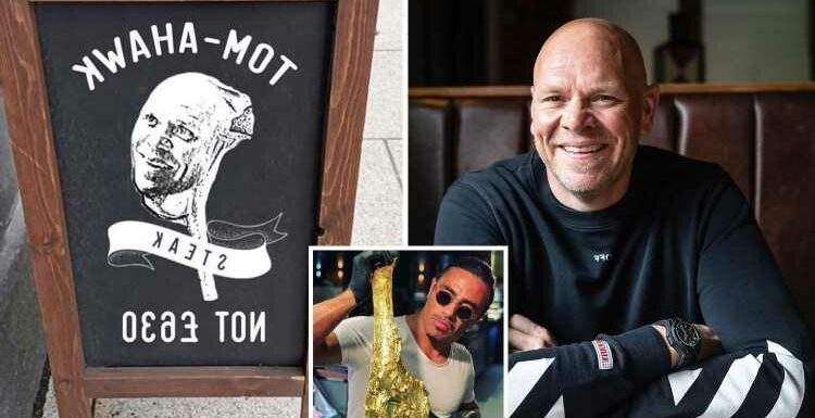 Salt Bae attacked by Tom Kerridge over £630 steak – but people slam HIM over his own restaurant prices