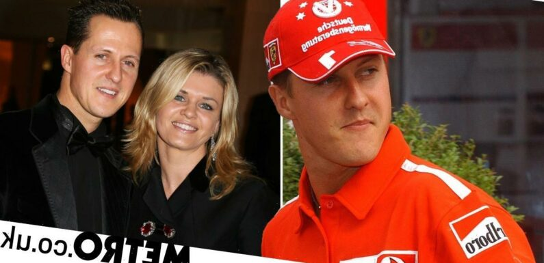 Schumacher: Racing icon's wife in tears as she recounts traumatic accident