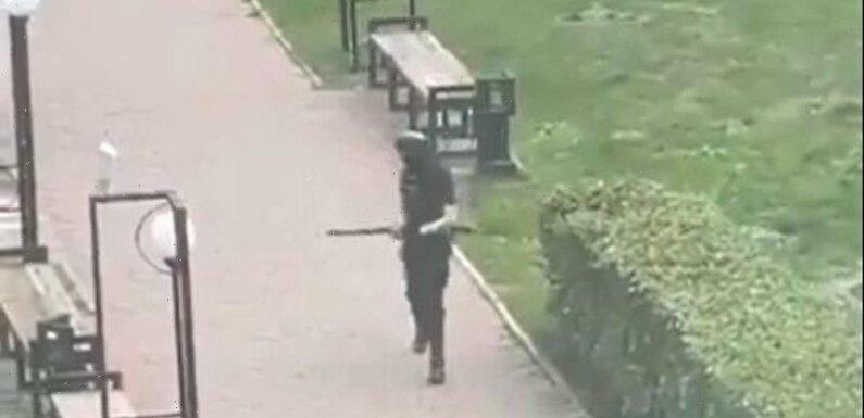 Several killed at Russian university shooting