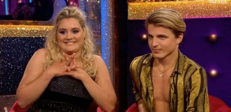 Strictly turns awkward as Gordon Ramsay tells off daughter Tilly's dance partner