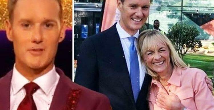 Strictlys Dan Walker dedicates dance to former BBC Breakfast co-host Louise Minchin