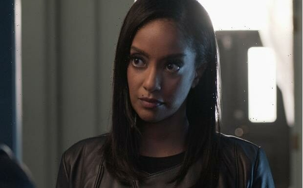 Supergirl's Azie Tesfai Breaks Down Kelly's 'Uncomfortable' Conversation with Kara: 'There Was a Lot of Crying'
