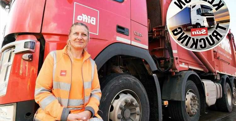 Switch career lines to become a HGV driver and keep Britain trucking