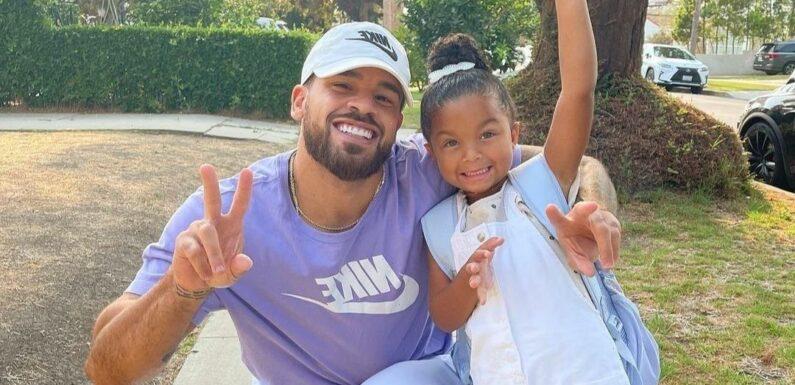 Teen Mom Cheyenne Floyd's ex Cory Wharton shares sweet video of their daughter Ryder, 4, dancing before school