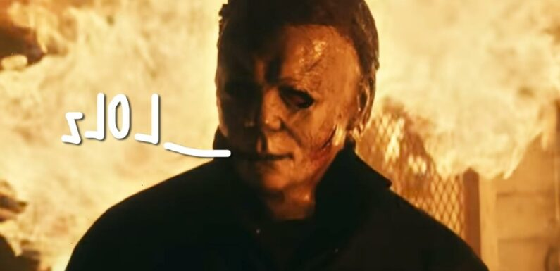 Texas Man Arrested After Dressing Up As Michael Myers & Roaming Around A Local Beach