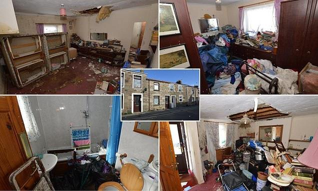 The 100k Rightmove listing in Cornwall with ceiling caving in