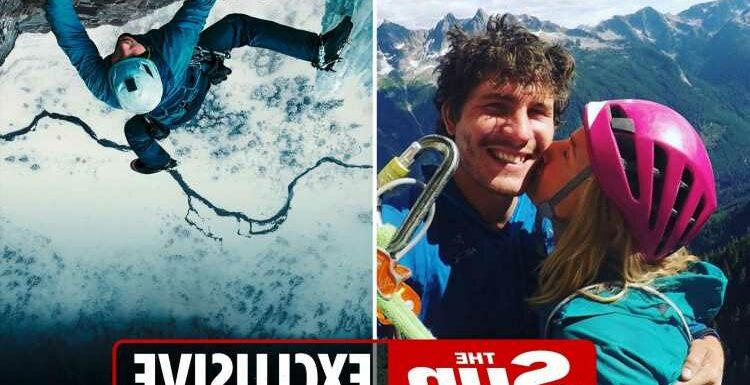 The Alpinist: My boyfriend died in an avalanche after climbing with NO ropes but it won't stop me doing the same