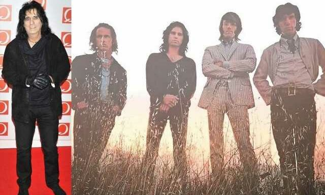 The Doors Announce Special Edition of Concert Film, Alice Cooper Launches Hot and Spicy Burger