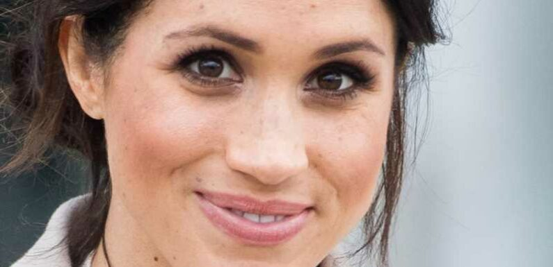 The Hidden Meaning Behind Meghan Markles Pinky Ring
