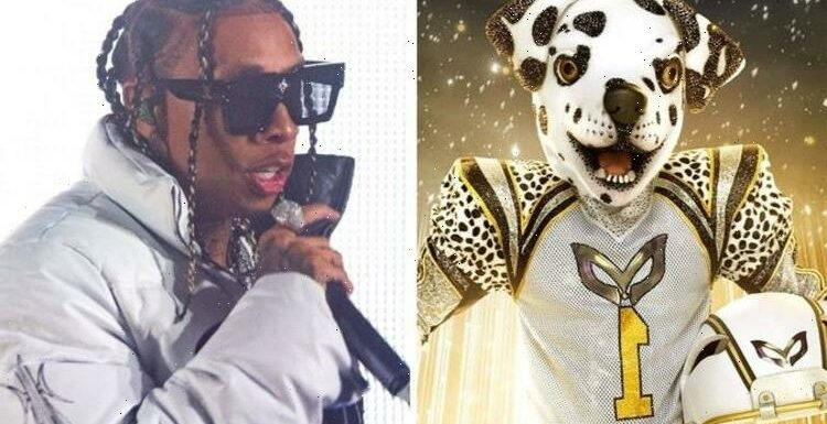 The Masked Singer: Fans stunned as superstar rapper unmasked as the Dalmatian
