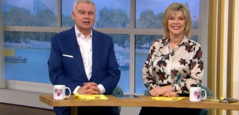 The Morning Show fans go wild as Eamonn Holmes makes unexpected cameo appearance