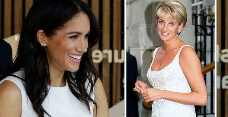 The beautiful jewels Meghan Markle inherited from Princess Diana – including a £100k ring