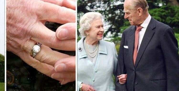 The beautiful story behind the Queen's engagement ring, and the staggering sum it's worth