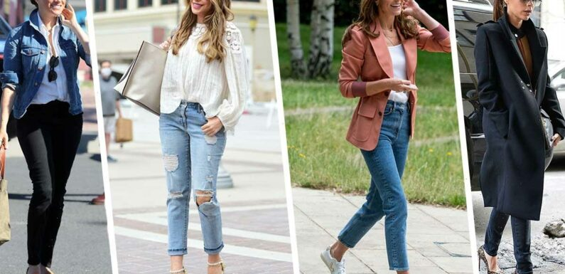 The skinny jeans celebs swear by: From Kate Middleton to Sofia Vergara, Victoria Beckham & MORE