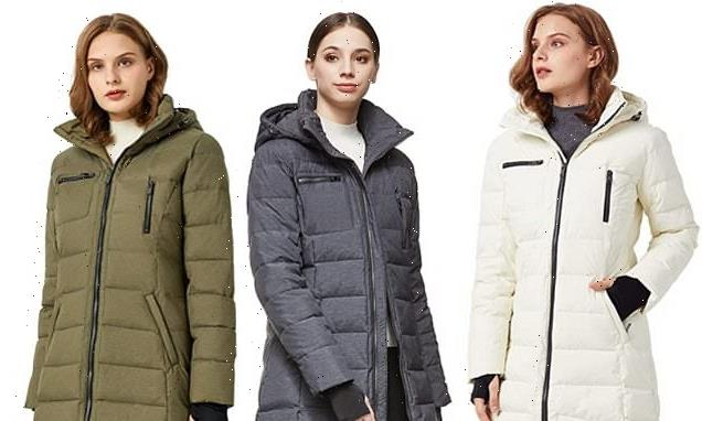The viral Orolay hooded down jacket is now on sale for 15% off