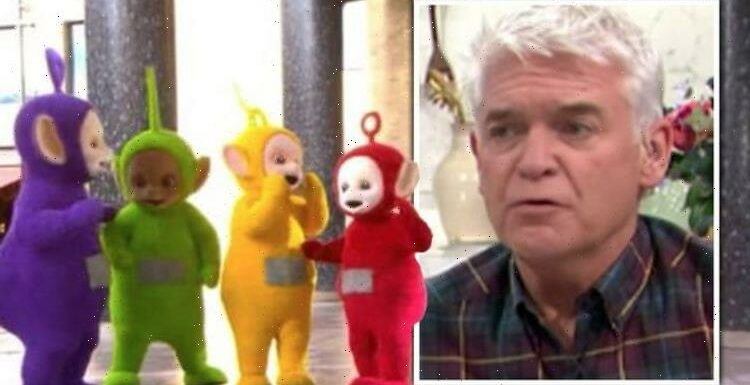 This Morning fans baffled by terrifying Teletubbies appearance 'What is happening!'