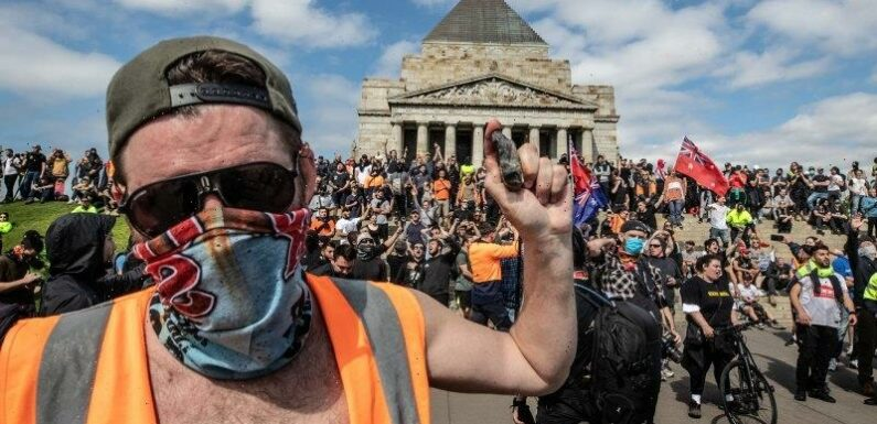 To Melbourne protesters: The Shrine is not for you