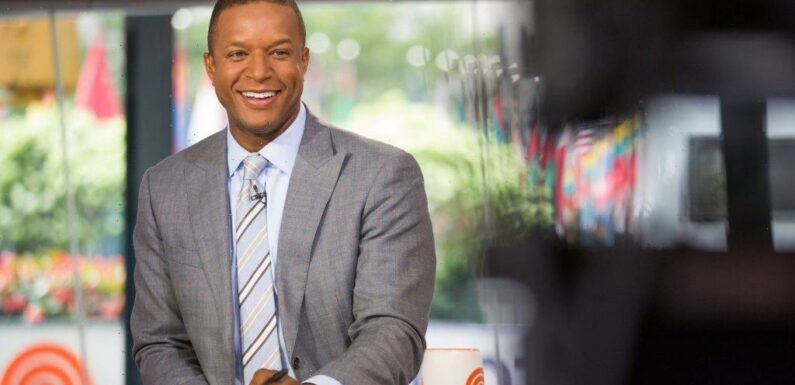 'Today's Craig Melvin Opened up About His Distant Relationship With His Father – and the Day It All Changed