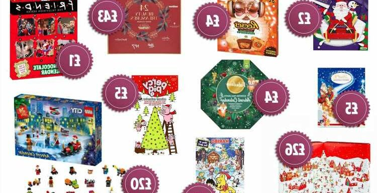 Top 10 advent calendars you can buy now and save for December