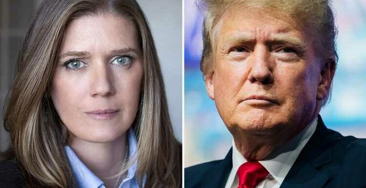 Trump SUES niece Mary and New York Times for $100M over 'insidious plot' as she calls him a 'f***ing loser'