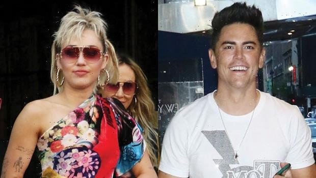 Vanderpump Rules Star Tom Sandoval Reveals Miley Cyrus Once Gave Him A Boatload Of Weed