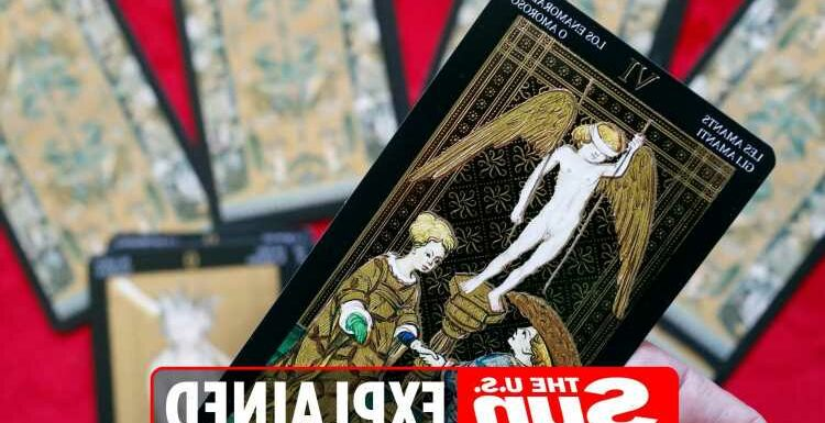 What does The Lovers tarot card mean?