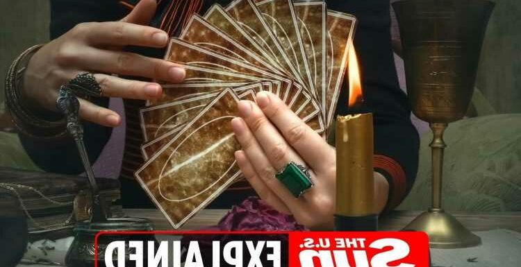 What does the Three of Wands tarot card mean?