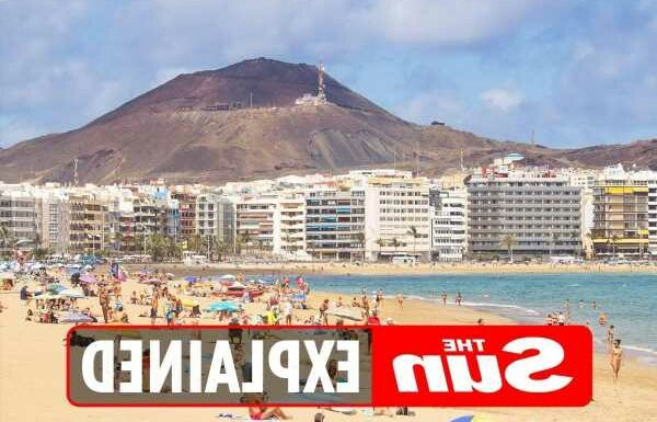 Where is La Palma?