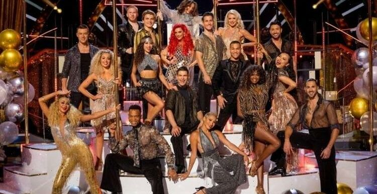 Which Strictly dancers are not vaccinated?