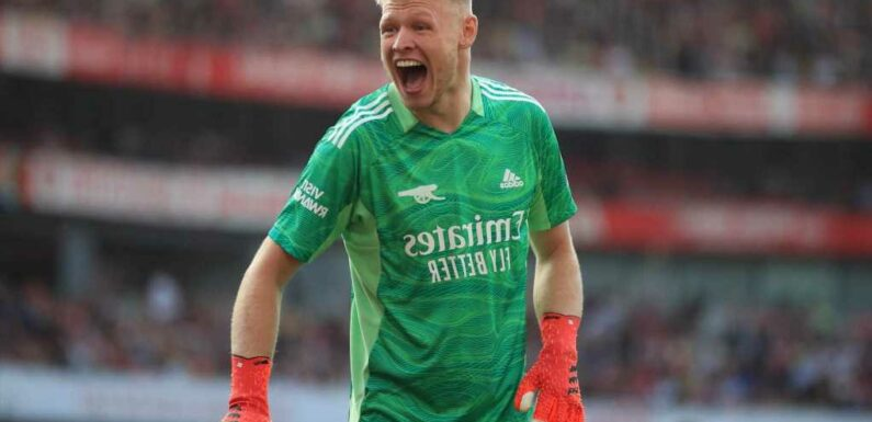 Who else owes Arsenal and Aaron Ramsdale an apology?