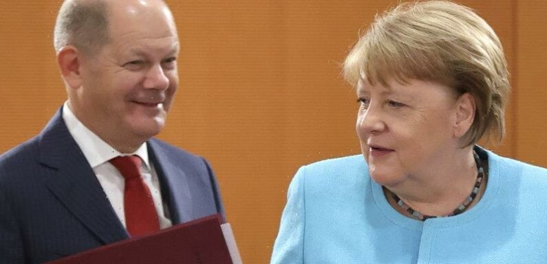 Who is 'robotic' Olaf Scholz, Merkel's likely successor?