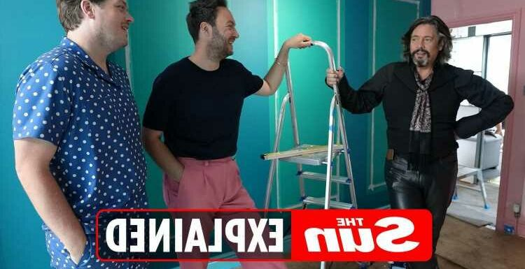 Who is Changing Rooms host Jordan Culroe?