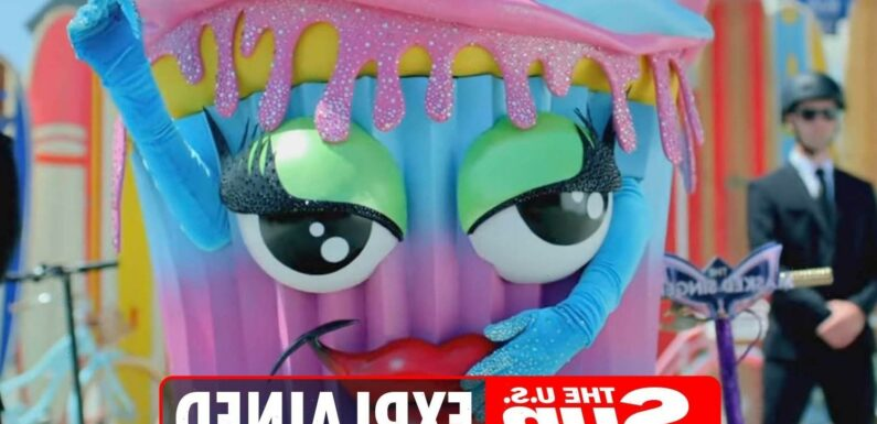 Who is Cupcake from The Masked Singer?