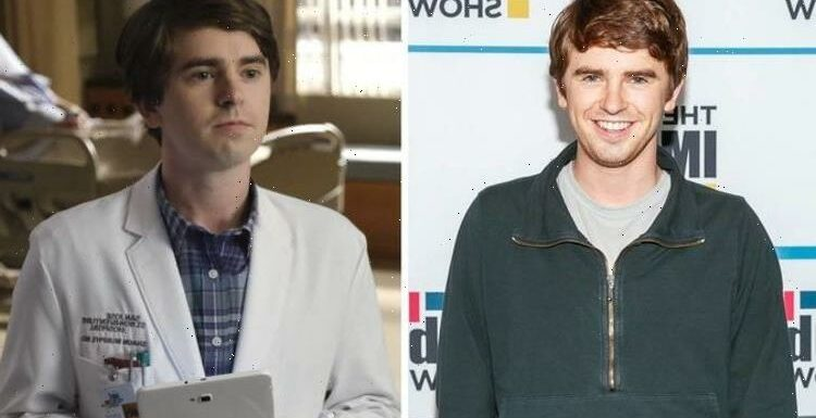 Who is Freddie Highmores new wife? The Good Doctor star opens up about married life