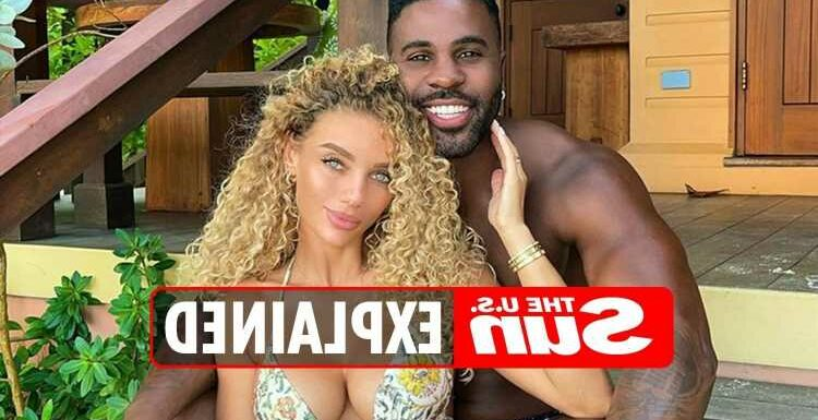 Why did Jason Derulo and Jena Frumes break up?
