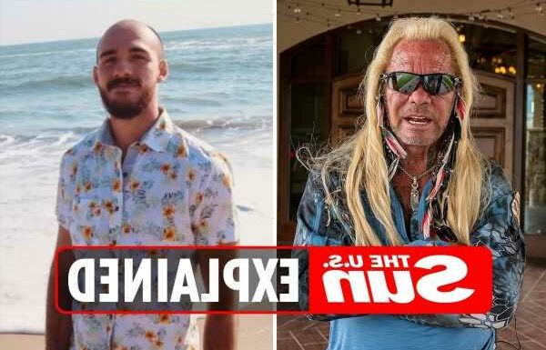 Why is Dog the Bounty Hunter searching for Brian Laundrie?
