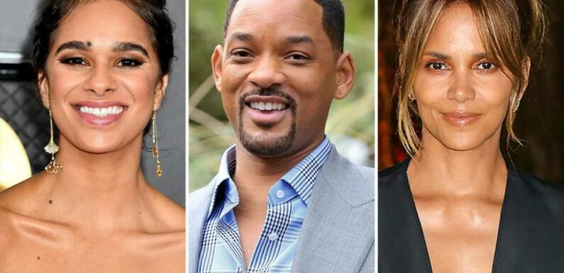 Will Smith wanted a harem of girlfriends including Halle Berry, Misty Copeland