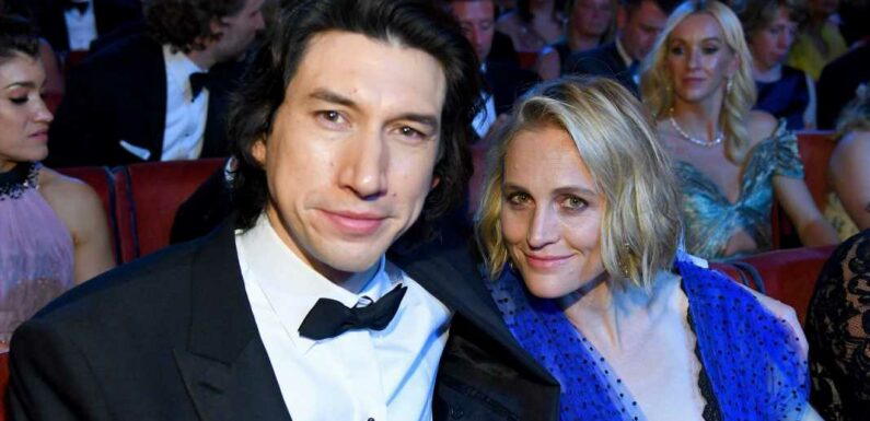 Yes, Adam Driver Is Married. No, He's Not Married to You