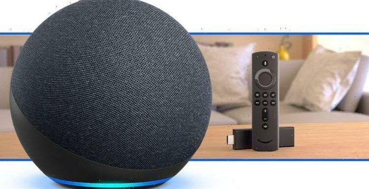 Your Fire TV and Amazon Echo could look outdated this week as Amazon confirms next event