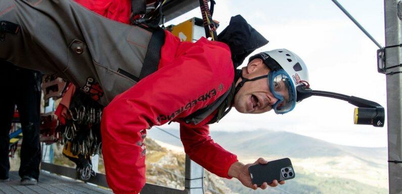 iPhone 13 survives 100mph fall from world's fastest zipline without a scratch