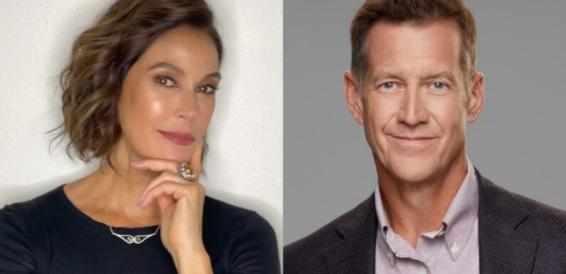 'Desperate Housewives' Co-Stars James Denton and Teri Hatcher to Reunite on Hallmark's 'A Kiss Before Christmas'