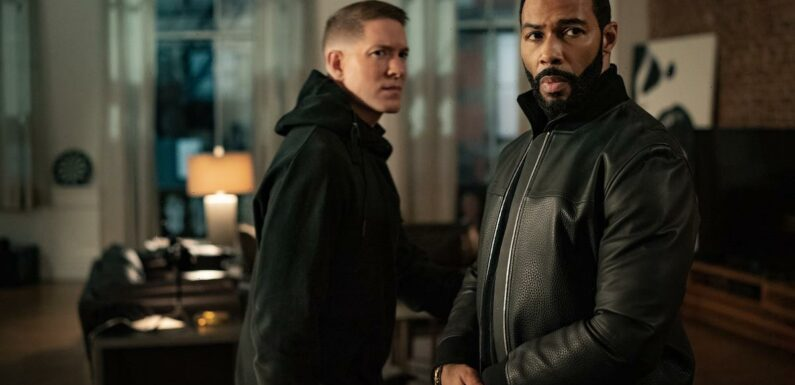 'Power Book IV: Force': Omari Hardwick Just Reacted to the First Photo From the Show